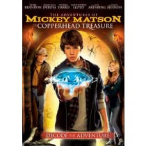 ADVENTURE OF MICKEY MATSON & COPPERHEAD TREASURE (DVD)