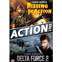 MISSING IN ACTION/DELTA FORCE 2 (DOUBLE FEATURE/DVD)          NLA