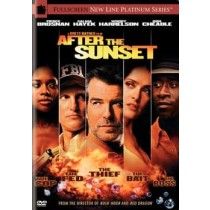 AFTER THE SUNSET (DVD P&S SP-SUB)-NLA