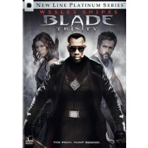 BLADE TRINITY (DVD R-RATED P&S WS 5.1 2 DISC ENG-SP SUB)-NLA