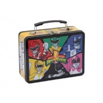 POWER RANGERS TIN TOTE LARGE