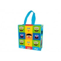 SESAME STREET TOTE INSULATED SMALL