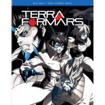 TERRA FORMARS-SET 1 (BLU-RAY/DVD/COMBO/4 DISC)