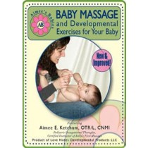 AIMEES BABIES-BABY MASSAGE DEVELOPMENTAL EXERCISES FOR YOUR BANLA
