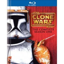 Star Wars The Clone Wars: The Complete Season One