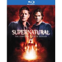 SUPERNATURAL-COMPLETE 5TH SEASON (BLU-RAY 4 DISC FF-16X9)