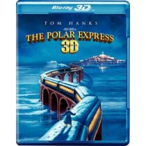 POLAR EXPRESS 3D (BLU-RAY 2.40) (3-D)