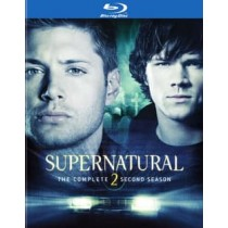 SUPERNATURAL-COMPLETE 2ND SEASON (BLU-RAY FF-16X9 4 DISC FR-JAP-ENG SUB )