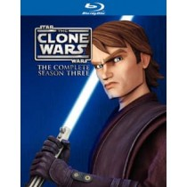 Star Wars The Clone Wars: The Complete Season Three