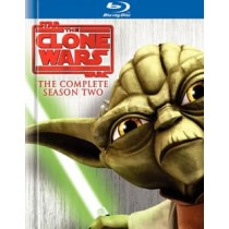 Star Wars The Clone Wars: The Complete Season Two