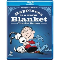 Peanuts: Happiness Is A Warm Blanket- Charlie Brown