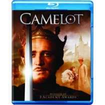CAMELOT-45TH ANNIVERSARY (BLU-RAY)