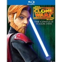 Star Wars The Clone Wars: The Complete Season Five