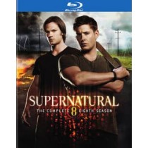 SUPERNATURAL-COMPLETE 8TH SEASON (BLU-RAY 4 DISC WS-16X9)