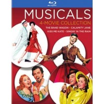 MUSICALS COLLECTION (BLU-RAY)