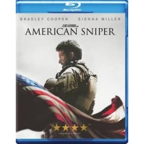 AMERICAN SNIPER (2014 BLU-RAY DIGITAL HD)