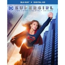 SUPERGIRL-COMPLETE 1ST SEASON (BLU-RAY 3 DISC)