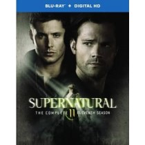 SUPERNATURAL-COMPLETE 11TH SEASON (BLU-RAY 4 DISC)