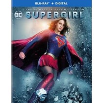 SUPERGIRL-COMPLETE 2ND SEASON (BLU-RAY 4 DISC)