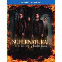 SUPERNATURAL-COMPLETE 12TH SEASON (BLU-RAY 4 DISC)