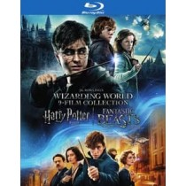 The Wizarding World 9-Film Collection