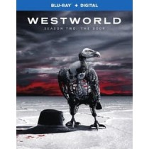 WESTWORLD-COMPLETE 2ND SEASON-THE DOOR (BLU-RAY DIGITAL 3 DISC)