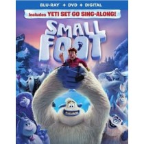SMALLFOOT (BLU-RAY DVD COMBO 2018 2 DISC)
