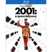 2001 SPACE ODYSSEY (BLU-RAY 1968 RE-MASTERED 50TH ANNIVERSARY WS 2.20)