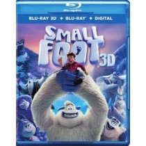 SMALLFOOT (2018 3D BLU-RAY BLU-RAY COMBO NON-RETURNABLE)