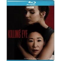 KILLING EVE-SEASON ONE (BLU-RAY BBC 2 DISC)