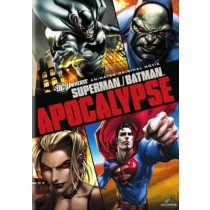 SUPERMAN BATMAN-APOCALYPSE (DVD ECO)