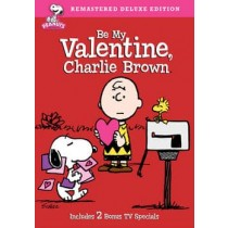 PEANUTS-BE MY VALENTINE CHARLIE BROWN (DVD DELUXE EDITION P&S 4:3 TRANS)