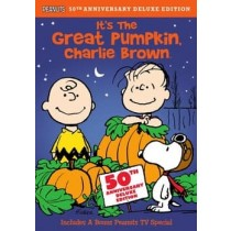 PEANUTS-ITS THE GREAT PUMPKIN CHARLIE BROWN (DVD DELUXE EDITION)
