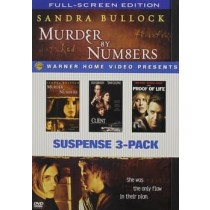 Murder by Numbers / The Client / Proof of Life