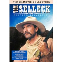 TOM SELLECK WESTERN COLLECTION (DVD 3PK RE-PKG VIVA)