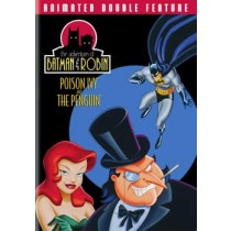 ADVENTURES OF BATMAN & ROBIN-POISON IVY THE PENGUIN (DVD ECO)