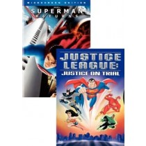 Superman Returns / Justice League: Justice On Trial