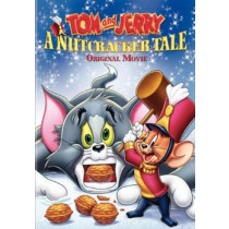 TOM & JERRY-NUTCRACKER TALE (DVD P&S-1.33 ENG-SDH)            NLA