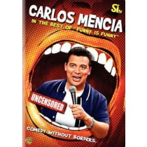 CARLOS MENCIA IN-BEST OF FUNNY IS FUNNY (DVD)