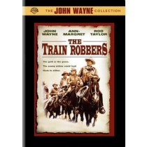 TRAIN ROBBERS (DVD WS-2.40 ENG-FR-SP SUB)
