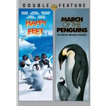 HAPPY FEET MARCH OF THE PENGUINS (DVD DBFE)