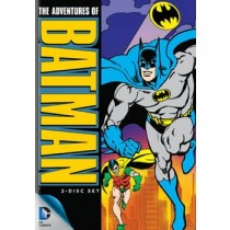 ADVENTURES OF BATMAN (DVD 2 DISC)