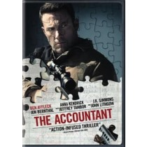 ACCOUNTANT (2016 DVD)