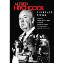 ALFRED HITCHCOCK SUSPENSE FILMS COLLECTION (DVD/6 DISC)