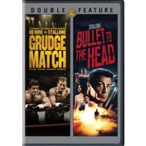BULLET TO THE HEAD/GRUDGE MATCH (DVD/DBFE)