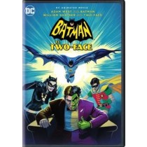 BATMAN VS TWO-FACE (DVD)