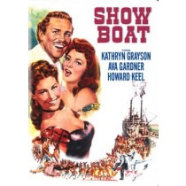 SHOW BOAT (1951 DVD)