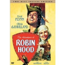 ADVENTURES OF ROBIN HOOD (DVD/2 DISC)