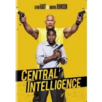CENTRAL INTELLIGENCE (DVD SINGLE DISC)