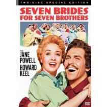 SEVEN BRIDES FOR SEVEN BROTHERS 50TH ANNIVERSARY (DVD)-NLA